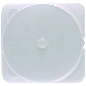 Verbatim TRIMpak Clear CDs and DVD Case: Picture 1 regular