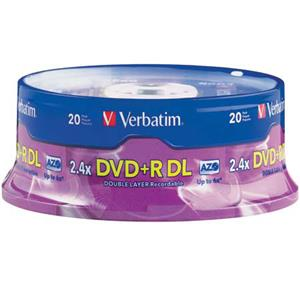 Verbatim DVD+R Media: Picture 1 regular