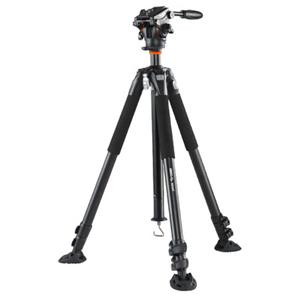 Vanguard Abeo Plus 323AV 3-Section Aluminum Tripod