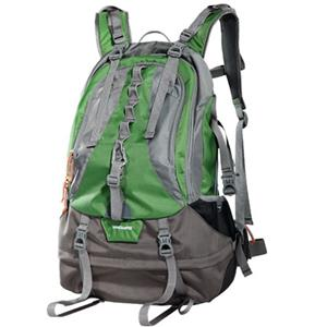 Vanguard Kinray 53 Backpack, Green/Silver: Picture 1 regular