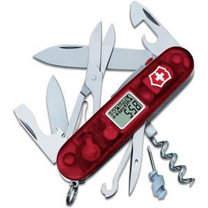 Victorinox Swiss Army 91mm/3.58in Traveler Lite Pocket Knife 53878
