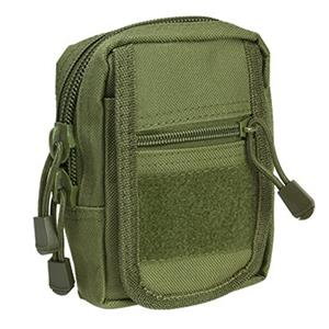 NcSTAR Vism Small Utility Pouch, Green: Picture 1 regular