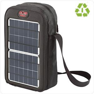 Voltaic Systems 1015 Switch Solar Daybag - Silver: Picture 1 regular
