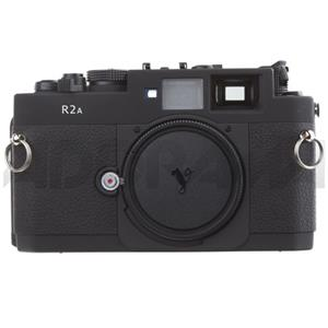 Voigtlander Bessa R2A 35mm Rangefinder Manual Focus Camera Body AA118M