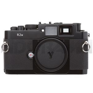 "Voigtlander Bessa R2M 35mm Rangefinder Manual Focus ""M"" Mount Camera Body (.7 Viewfinder) AA121A"