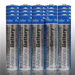 "Vivitar Super Ultra Max High Power ""AAA"" Alkaline Batteries VIV20AAAALK"