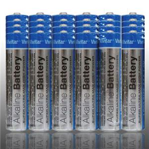 "Vivitar Super Ultra Max High Power ""AAA"" Alkaline Batteries VIV24AAAALK"