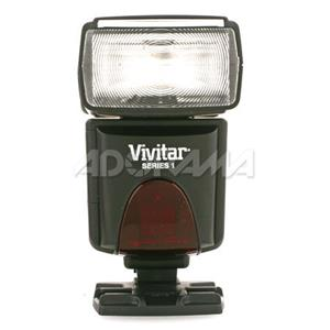 Vivitar DF383 Digital TTL Shoe Mount Power Zoom /Swivel /Bounce Auto-Focus Flash VIVDF383PANA
