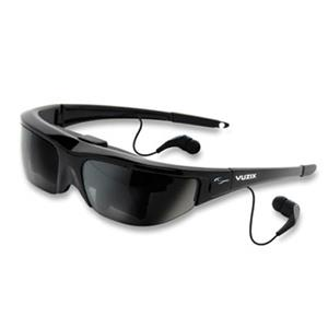 Vuzix Wrap 1200VR Sunglass-Style Virtual Reality Video Eyewear: Picture 1 regular
