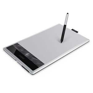Wacom CTH670 Bamboo Create Digital Tablet, Silver: Picture 1 regular