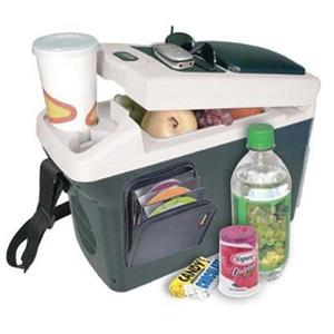 Wagan 2296 10.5 L DC Thermo Beverage Food Cooler/Warmer: Picture 1 regular