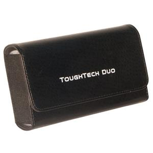 Wiebetech ToughTech Duo Leatherette Carrying Case 3851-6000-07