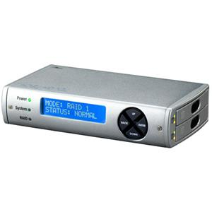 WiebeTech Toughtech Duo QR Storage,2x 250GB HD,NTFS: Picture 1 regular
