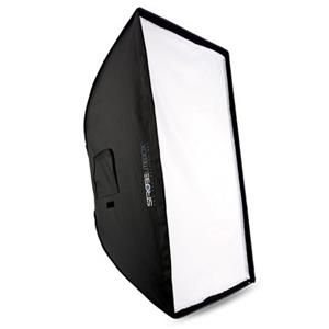 Westcott Photo Basics 24x32in Softbox, Silver Interior: Picture 1 regular