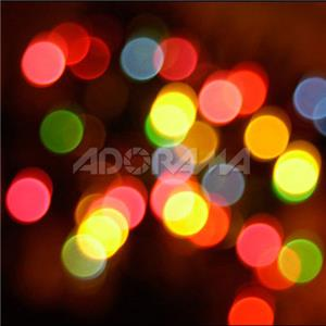 Westcott 6 x 8ft Holiday Lights, Muslin Background, 920: Picture 1 regular