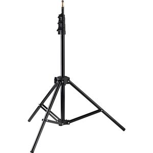 Westcott 6.5ft Free-Sliding Black Light Stand: Picture 1 regular