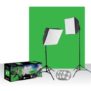 Westcott Photo Basics uLite Video Illusion Lighting Kit: Picture 1 regular