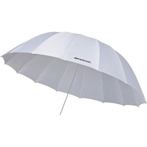 Westcott 7 Feet White Diffusion Parabolic Umbrella: Picture 1 regular