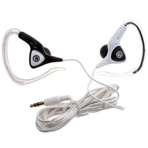 Wicked Helix WI-2000 In Ear Headphones, Black and White: Picture 1 regular