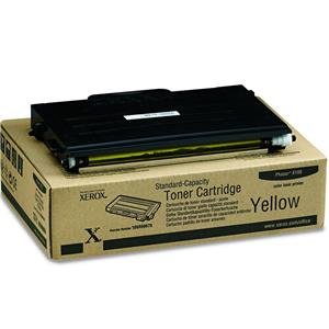 Xerox 106R00678 Standard Capacity Yellow Toner Cartridge 106R00678