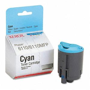 Xerox 106R01271 Cyan Toner Cartridge 106R01271