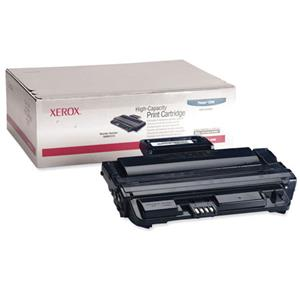 Xerox 106R01374 High Capacity Black Print Cartridge 106R01374