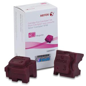 Xerox Magenta Solid Ink Stick 108R00991