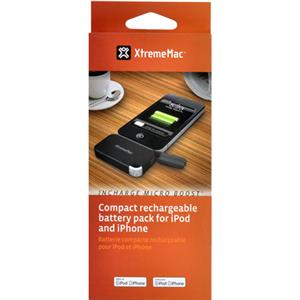 XtremeMac InCharge Micro Boost Battery Pack for iPhone/iPod/iPad: Picture 1 regular