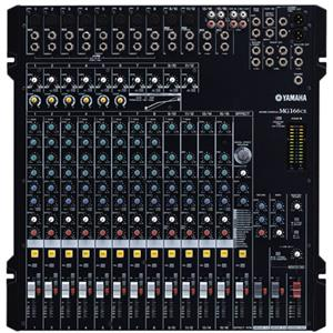 Yamaha MG166CX 16-Channel 4-Bus Rack-Mountable Mixing Console