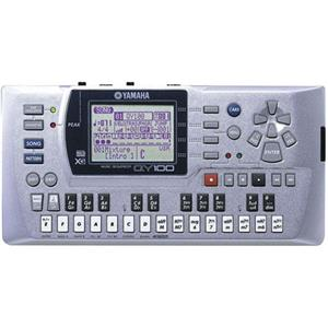Yamaha QY100 24-Track Portable MIDI Sequencer