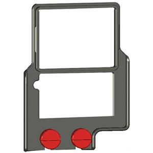Zacuto Z-Finder Mounting Frame Z-MFT