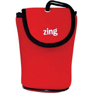 Zing Red Neoprene Case 563102