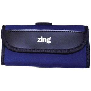 Zing 595103 Memory Card and Battery Holder - Blue: Picture 1 regular