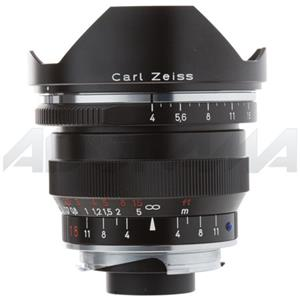 Zeiss Ikon 18mm f/4 T ZM Distagon Lens, Black: Picture 1 regular