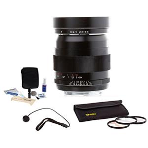 Zeiss 35mm f/2 Distagon T* ZE Manual Focus Standard Lens Kit 1762850 K