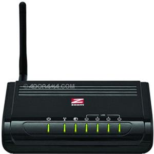 Zoom Telephonics 4402 802.11b/g/n Wireless-N Route: Picture 1 regular