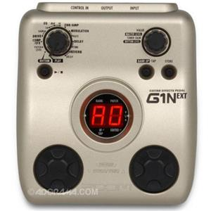 Zoom G1N Guitar Multi-Effects Pedal ZG1N