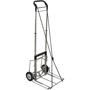 Clipper 770-3 Folding Equipment Cart, 400 lbs Capacity: Picture 1 regular