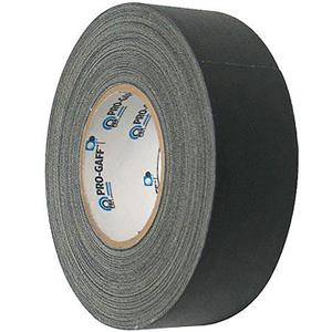 "Adorama Gaffer Tape 60 Yards x 2""- Black GTB260"