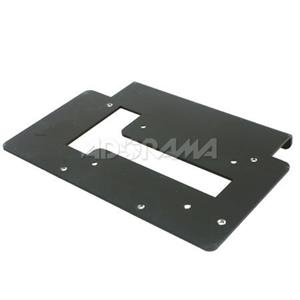 Video Production & Editing Audio For Video Bec-raa Right Angle Side Plate Adapter