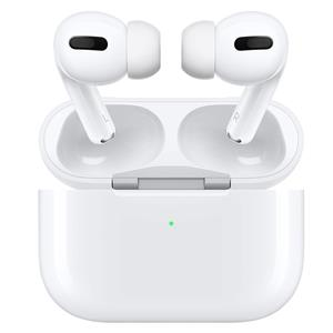 Apple AirPods Pro Active Noise Cancellation Earbuds With Wireless Charging Case + AppleCare+ Kit