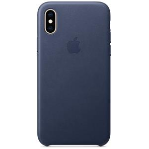 Apple Leather Case for iPhone XS (3 colors)