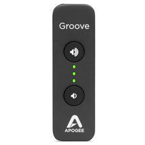 Apogee Groove Portable USB DAC & Headphone Amp for Mac/PC