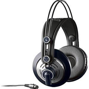 AKG K141 MKII Pro Audio On-Ear Wired Professional Semi-Open Studio Headphones (Black)