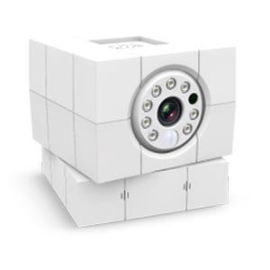 Amaryllo iCam HD Skype Wireless IP Camera w/Remote ACC1308A1WH