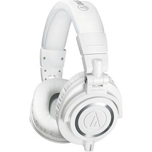Audio-Technica ATH-M50x Headphones (white) $99 + free shipping