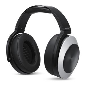 Audeze EL-8 Over-Ear Wired Headphones (Black/Silver)