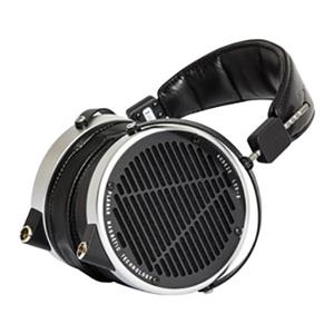 Audeze LCD-2 High-Performance Planar Magnetic Over-Ear Headphones with Travel Case (Black)