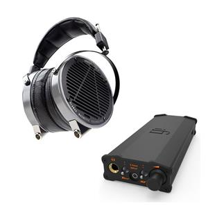 Audeze LCD-2 Over-Ear 3.5mm Headphones + iFi micro iDSD