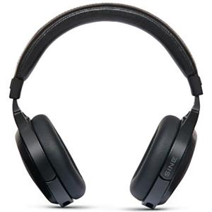 Audeze SINE7 On-Ear Wireless Bluetooth Headphones with Cipher 24-Bit High Resolution Lightning Cable & Built-In Mic